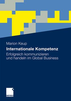Internationale Kompetenz von Keup,  Marion