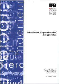 Internationale Kooperationen bei Rechtsanwälten von Genitheim,  Nicole, Porst,  Michael