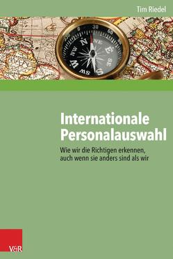 Internationale Personalauswahl von Riedel,  Tim, Sarges,  Werner