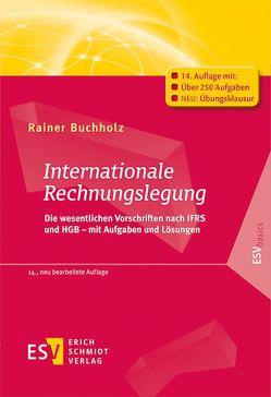 Internationale Rechnungslegung von Buchholz,  Rainer