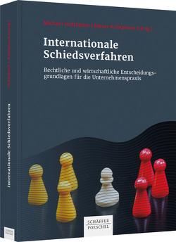 Internationale Schiedsverfahren von Hofstätter,  Michael, Krimphove,  Dieter