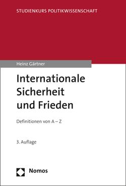 Internationale Sicherheit von Gärtner,  Heinz