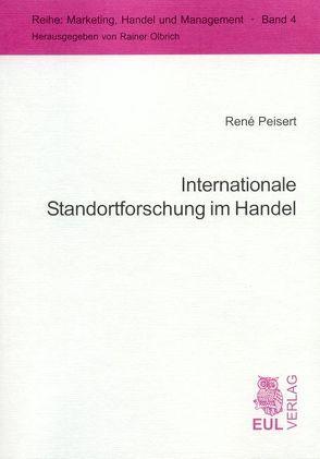 Internationale Standortforschung im Handel von Peisert,  René