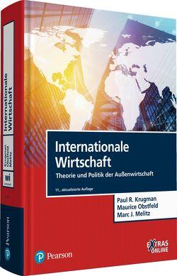 Internationale Wirtschaft von Krugman,  Paul R., Melitz,  Marc J., Obstfeld,  Maurice