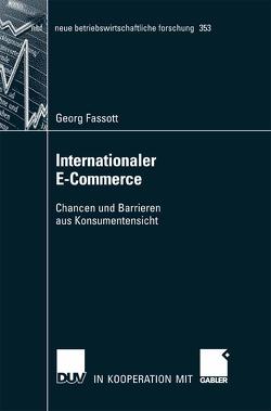 Internationaler E-Commerce von Fassott,  Georg