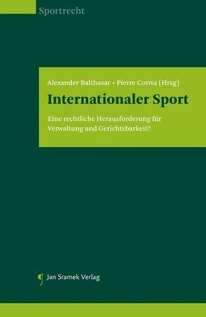 Internationaler Sport von Balthasar,  Alexander, Cornu,  Pierre