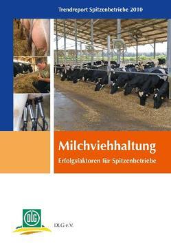 Internationaler Trendreport Milchviehhaltung von DLG e.V.