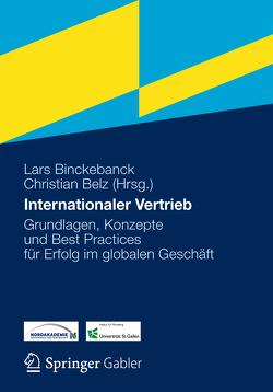 Internationaler Vertrieb von Belz,  Christian, Binckebanck,  Lars