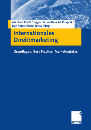 Internationales Direktmarketing von Hesse,  Jürgen, Knappik,  Klaus, Krafft,  Manfred, Peters,  Kay, Rinas,  Diane