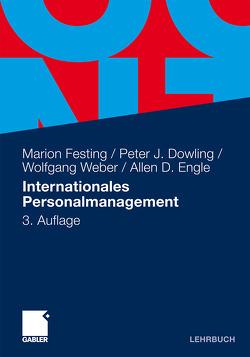 Internationales Personalmanagement von Dowling,  Peter, Engle,  Allen D., Festing,  Marion, Weber,  Wolfgang