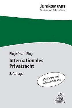 Internationales Privatrecht von Olsen-Ring,  Line, Ring,  Gerhard