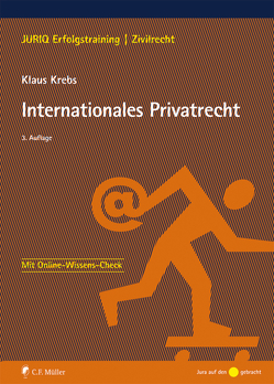 Internationales Privatrecht von Krebs,  Klaus