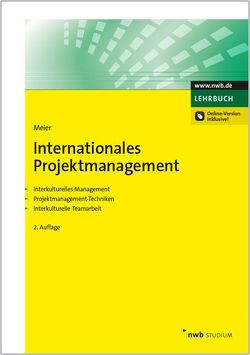 Internationales Projektmanagement von Meier,  Harald