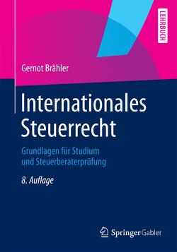 Internationales Steuerrecht von Brähler,  Gernot