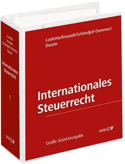Internationales Steuerrecht von Daurer,  Veronika, Jirousek,  Heinz, Loukota,  Helmut, Schmidjell-Dommes,  Sabine