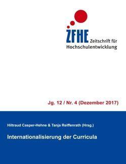 Internationalisierung der Curricula von Casper-Hehne,  Hiltraud, Reiffenrath,  Tanja