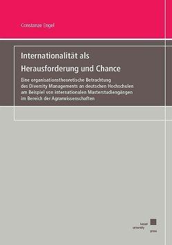Internationalität als Herausforderung und Chance von Engel,  Constanze