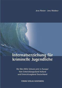 Internatserziehung für kriminelle Jugendliche von Förster,  Jens, Weidner,  Jens
