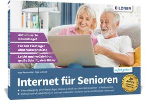 Internet für Senioren von Baumeister,  Inge, Schmid,  Anja