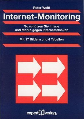 Internet-Monitoring von Wolff,  Peter