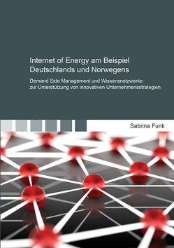 Internet of Energy am Beispiel Deutschlands und Norwegens von Funk,  Sabrina