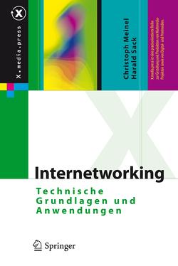 Internetworking von Meinel,  Christoph, Sack,  Harald