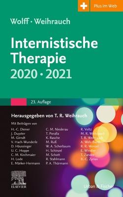 Internistische Therapie von Weihrauch,  Thomas R., Wolff,  Hans-Peter