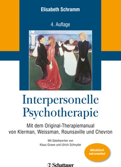 Interpersonelle Psychotherapie von Schramm,  Elisabeth