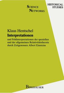 Interpretationen von Hentschel,  Klaus