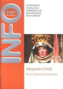 Interpretin Christi von Depta,  Klaus, Knop,  Julia, Morent,  Stefan, Nordhofen,  Eckhard, Ramb,  Martin W, Zimmermann,  Helmut