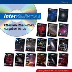 Interstellarum CD-Archiv 2001-2003 von Friedrich,  Susanne, Gräter,  Matthias, Schurig,  Stephan, Stoyan,  Ronald