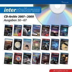 Interstellarum CD-Archiv 2007-2009 von Fischer,  Daniel, Friedrich,  Susanne, Gasparini,  Frank, Schurig,  Stephan, Stoyan,  Ronald