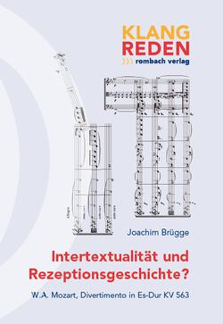 Intertextualität und Rezeptionsgeschichte? von Brügge,  Joachim