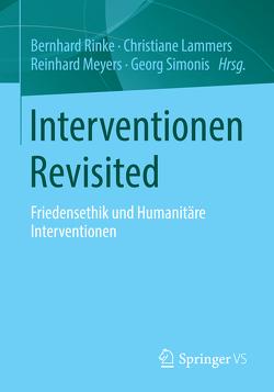 Interventionen Revisited von Lammers,  Christiane, Meyers,  Reinhard, Rinke,  Bernhard, Simonis,  Georg