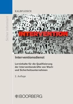Interventionsdienst von Kalbfleisch,  Helmut