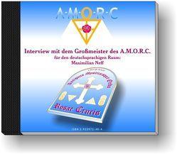 Interview mit dem Großmeister des A.M.O.R.C. für den deutschsprachigen Raum: Maximilian Neff von Neff,  Maximilian