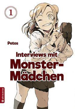 Interviews mit Monster-Mädchen 01 von Petos