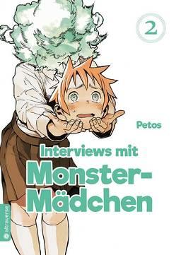 Interviews mit Monster-Mädchen 02 von Petos