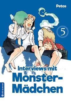 Interviews mit Monster-Mädchen 05 von Petos