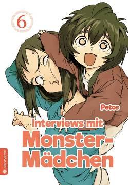 Interviews mit Monster-Mädchen 06 von Petos
