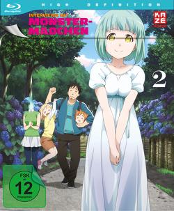 Interviews mit Monster-Mädchen – Blu-ray 2 von Ando,  Ryo