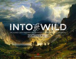 Into the Wild – Abenteuer Landschaftsmalerei 2020 von Thoreau,  Henry David