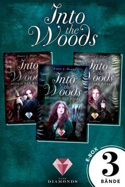Into the Woods: Alle 3 Bände der Reihe über die Magie der Wälder in einer E-Box! von Dean,  Annie J.
