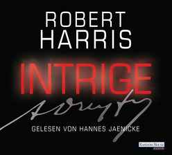 Intrige von Harris,  Robert, Jaenicke,  Hannes