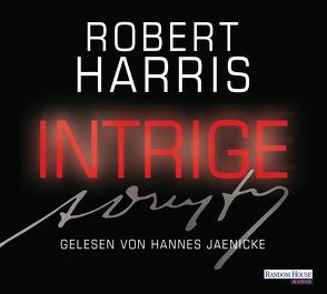 Intrige von Harris,  Robert, Jaenicke,  Hannes