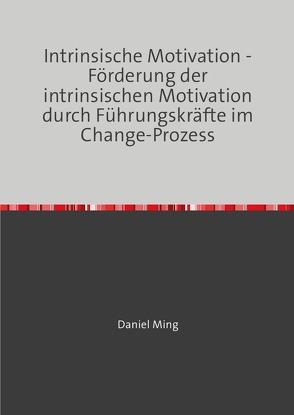 Intrinsische Motivation von Ming,  Daniel