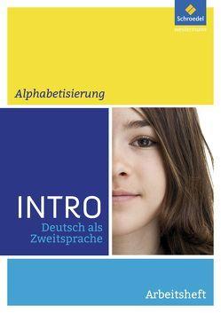 INTRO Deutsch als Zweitsprache von Bachtsevanidis,  Vasili, Schaaf,  Julia