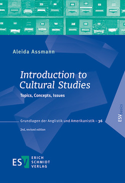 Introduction to Cultural Studies von Assmann,  Aleida