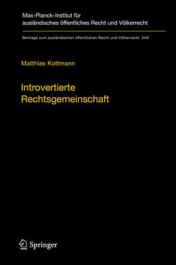 Introvertierte Rechtsgemeinschaft von Kottmann,  Matthias