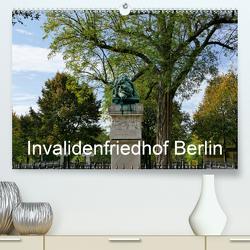 Invalidenfriedhof Berlin (Premium, hochwertiger DIN A2 Wandkalender 2020, Kunstdruck in Hochglanz) von Moers,  Jürgen